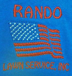Rando Lawn Service Logo Pic